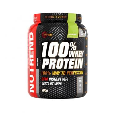Nutrend 100% whey protein 900g